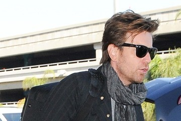 Ewan McGregor Ewan McGregor Arrives at LAX