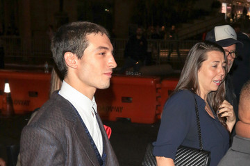 Ezra Miller Ezra Miller Outside the Dolby Theatre in Hollywood