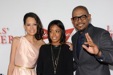 Forest Whitaker Keisha Whitaker 'The Butler' Premieres in LA