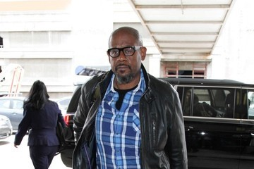 Forest Whitaker Forest Whitaker Is Seen at LAX
