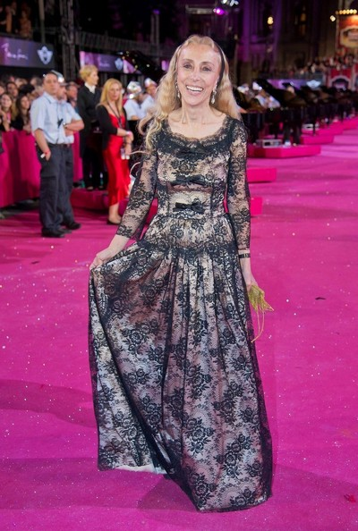 The 20th Annual Life Ball in Vienna
