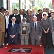 Freda Payne Dick Gregory Honored on the Walk of Fame