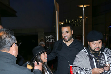 French Montana French Montana at ArcLight Theatre