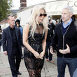 Anderson Cooper and Lady Gaga