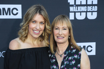 Gale Anne Hurd AMC Celebrates The 100th Episode of 'The Walking Dead'
