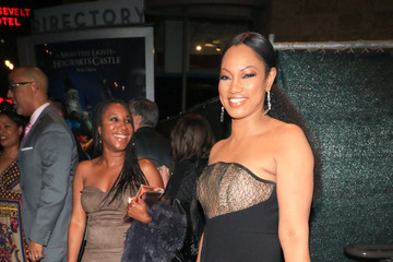 Garcelle Beauvais Garcelle Beauvais Outside 'Black Panther' Premiere at Dolby Theatre