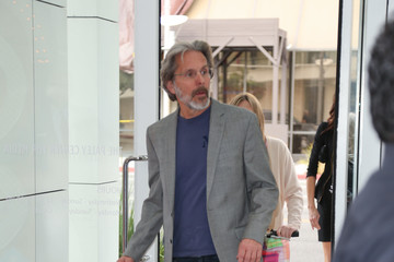 Gary Cole Celebrity Sightings Outside the Paley Center