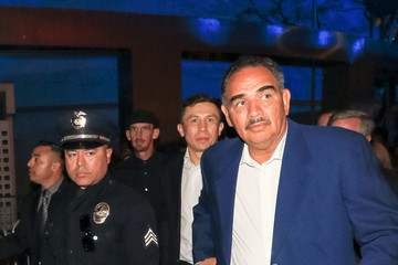 Gennady Golovkin Gennady Golovkin Outside Andre The Giant Premiere After Party At Lure Nightclub