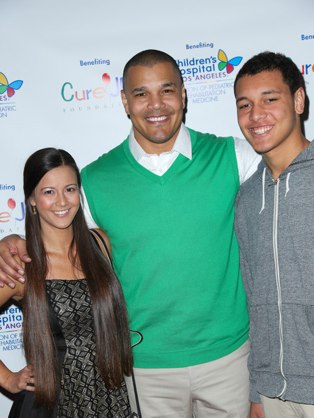 Celebrities Attend Annual Children's Hospital Los Angeles Holiday Party and Toy Drive
