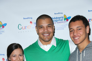 Geno Segers Celebrities Attend Annual Children's Hospital Los Angeles Holiday Party and Toy Drive