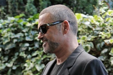 George Michael George Michael Heads to His Concert