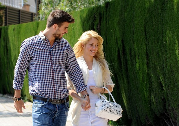 shakira and pique dating. Gerard Pique Shakira and
