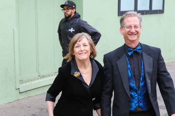 Geri Jewell Celebrity Sightings Outside the Hollywood Museum Oscar Viewing Party