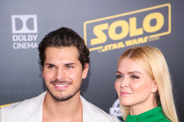 Gleb Savchenko Premiere Of Disney Pictures and Lucasfilm's 'Solo: A Star Wars Story'