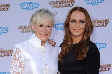 Glenn Close 'Guardians of the Galaxy' Premieres in Hollywood
