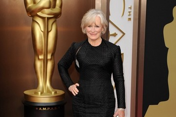 Glenn Close Arrivals at the 86th Annual Academy Awards