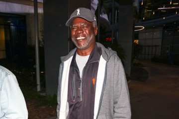 Glynn Turman Glynn Turman Outside ArcLight Theatre In Hollywood