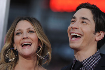 """Drew Barrymore Justin Long """"Going the Distance"""" Premiere"""