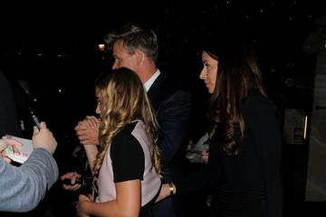 Gordon Ramsay Celebrities Attend the TV Choice Awards