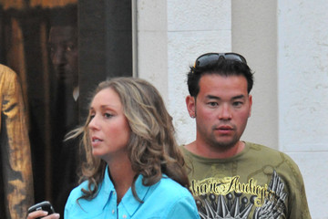 Hailey Glassman Jon Gosselin and Hailey Glassman on vacation