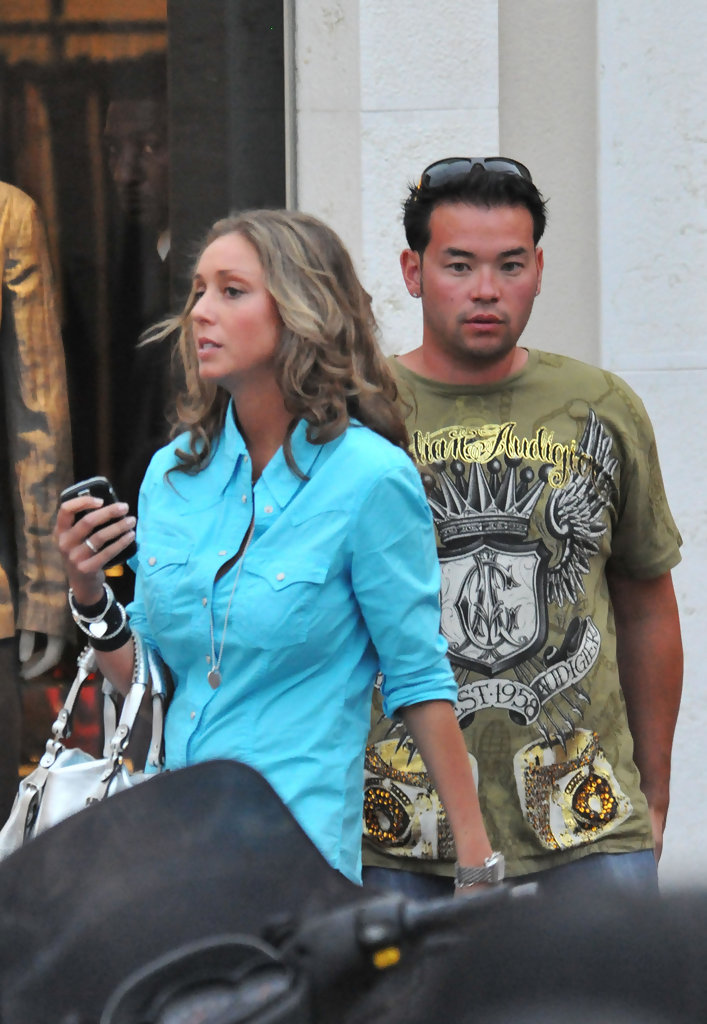 Hailey Glassman Photos Photos Jon Gosselin And Hailey