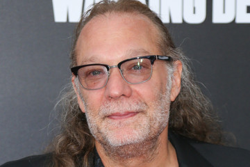 Greg Nicotero 'Talking Dead Live' for the Premiere of 'The Walking Dead'