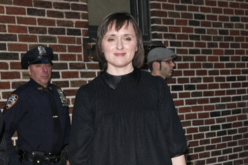Sarah Vowell Guests on Letterman