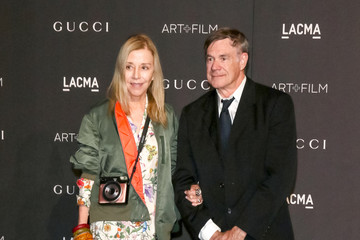 Gus Van Sant 2018 LACMA Art Film Gala Honoring Catherine Opie And Guillermo Del Toro Presented By Gucci