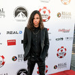 Gustavo Gomez 7th Annual Variety - The Children's Charity of Southern California Texas Hold 'Em Poker Tournament - Arrival