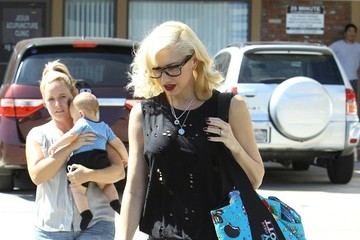 Gwen Stefani Gwen Stefani Out and About