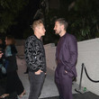 Gwilym Lee Ben Hardy Outside Entertainment Weekly's SAG Awards Party At Chateau Marmont