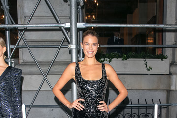 Hailey Clauson Hailey Clauson Attends As The Worldwide Editors Of Harper's Bazaar Celebrate ICONS By Carine Roitfeld
