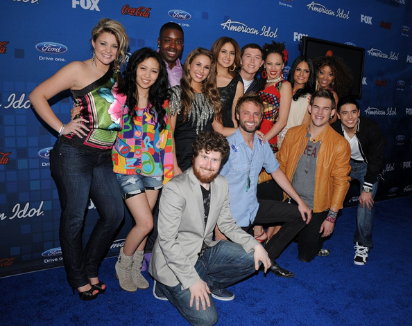 are haley and casey from american idol dating 2012