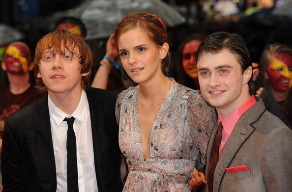 Emma Watson Harry Potter And The Half Blood Prince. Half-Blood Prince Premieres in