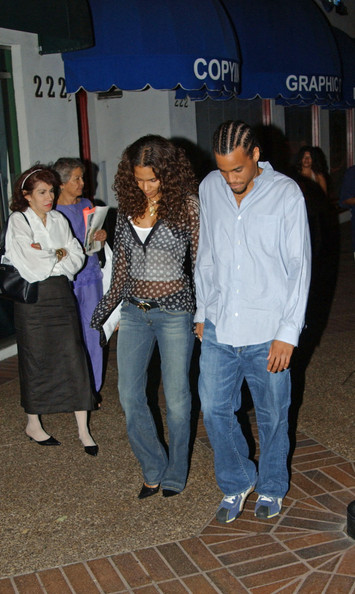 Halleberry dating michael ealy