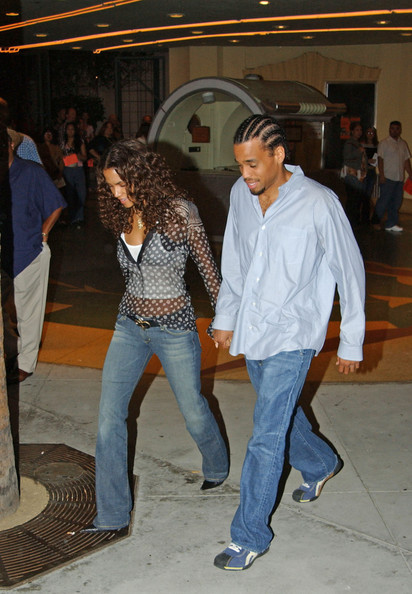 Michael ealy and girlfriend