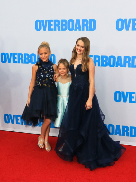 Premiere Of Lionsgate And Pantelion Film's 'Overboard' []