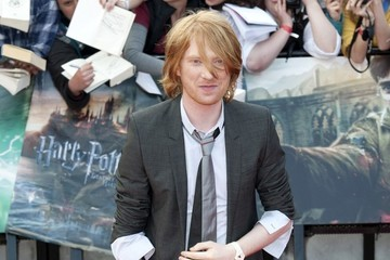 Domnhall Gleeson Harry Potter And The Deathly Hallows; Part 2