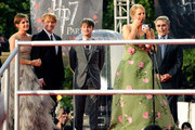 J.K. Rowling Daniel Radcliffe Photos Photo