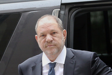 Harvey Weinstein Harvey Weinstein And His Attorney, Benjamin Braffman, Enter Court