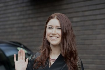 Hayley Westenra Hayley Westenra at the London Studios