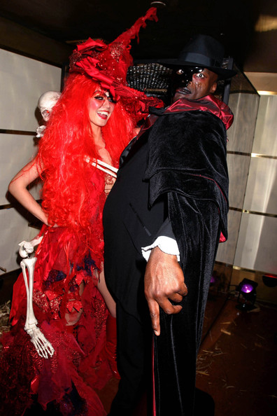 heidi klum seal halloween. Seal Heidi Klum#39;s annual Halloween party at quot;Marquequot; in New York City.Pic