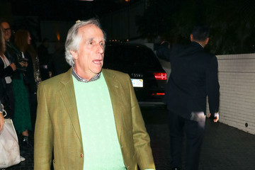 Henry Winkler Henry Winkler Attends As W Magazine Celebrates Its Best Performances Portfolio At Chateau Marmont