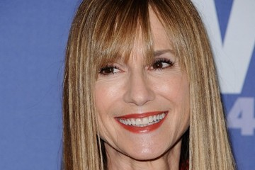 Holly Hunter Arrivals at the Crystal + Lucy Awards