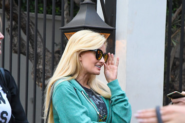 Holly Madison Holly Madison Spends Time Out in L.A.