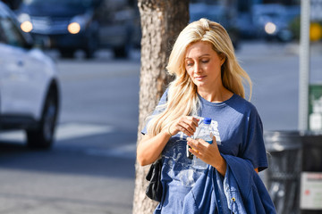 Holly Madison Holly Madison In L.A.