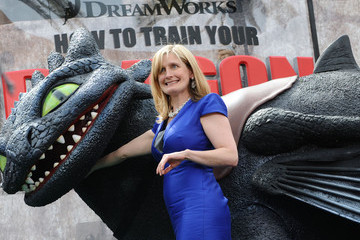 """Cressida Cowell """"How to Train Your Dragon"""" Premiere"""