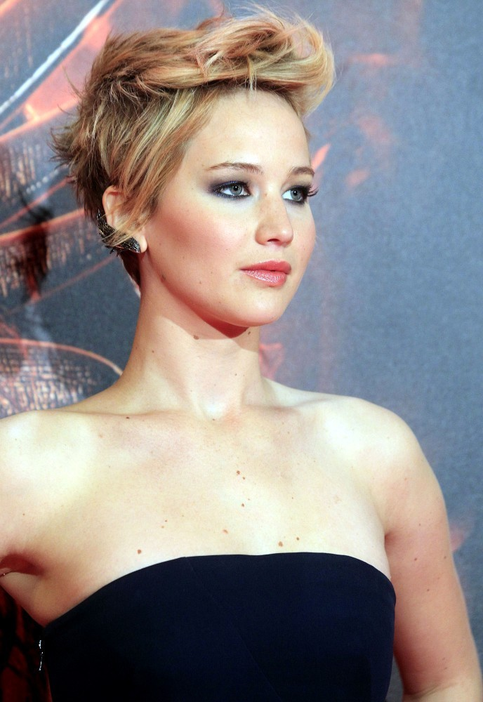 """The Hunger Games: Catching Fire"" Madrid premiere."