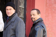 Christopher Meloni Ice T Photos Photo