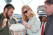 Iggy Azalea Is Seen at LAX